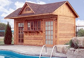 pool house photo - click to enlarge